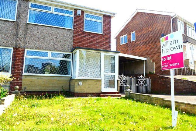 Thumbnail Property to rent in Arncliffe Drive, Ferrybridge, Knottingley