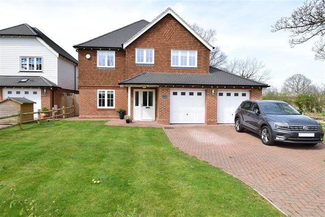 4 bed detached house for sale in grigg lane headcorn for The headcorn minimalist house kent