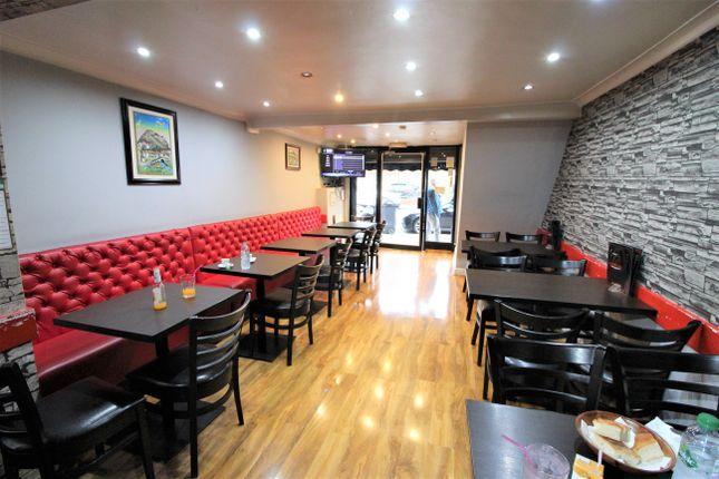 Restaurant/cafe for sale in Vicarage Lane, London