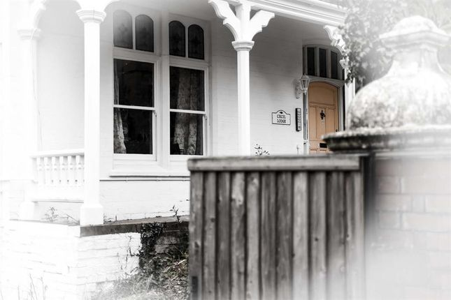 Front of 5 Cecil Lodge, Spa Road, Llandrindod Wells LD1