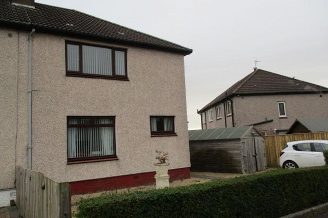 Thumbnail Semi-detached house to rent in Akarit Road, Stenhousemuir, Falkirk