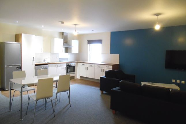 Thumbnail Flat to rent in Marquis Place, 140 London Road, Leicester