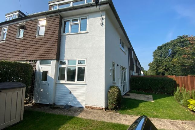 Thumbnail End terrace house to rent in Upton Close, Henley On Thames