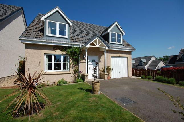 Thumbnail Detached house for sale in Ben Riach Court, Elgin, Elgin