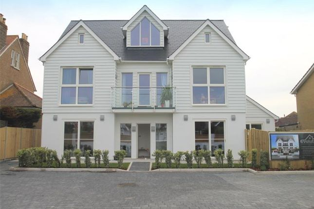 Thumbnail Flat for sale in Broadmark Lane, Rustington, West Sussex