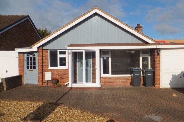 Thumbnail Detached bungalow to rent in Rowallan Road, Four Oaks, Sutton Coldfield