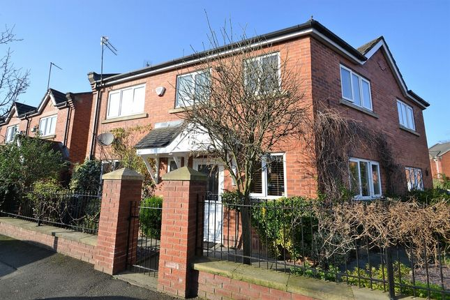 Thumbnail Semi-detached house to rent in Yew Street, Manchester