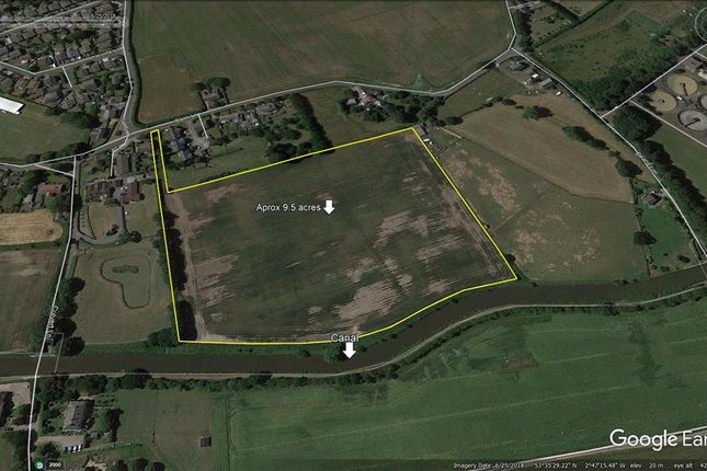 Thumbnail Land for sale in Ferrett, Culvert Lane, Newburgh, Wigan