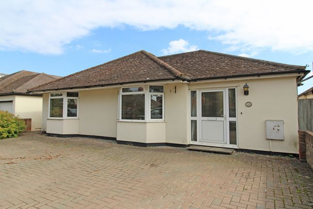 Thumbnail Detached bungalow for sale in Steventon Road, Drayton, Oxfordshire