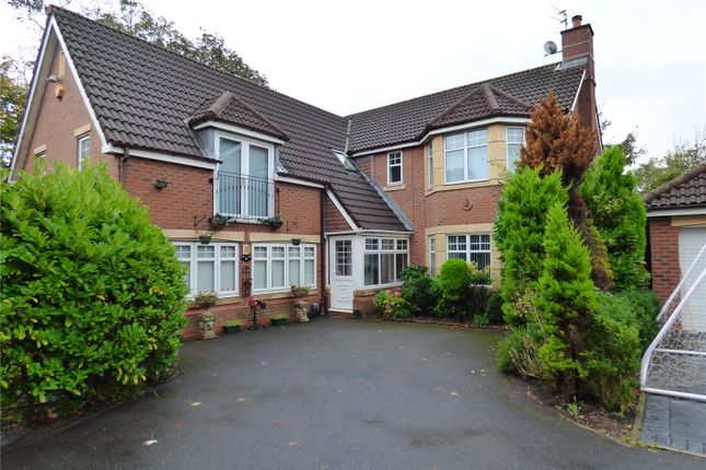 Thumbnail Detached house for sale in Old Lodge Close, West Derby, Liverpool, Merseyside