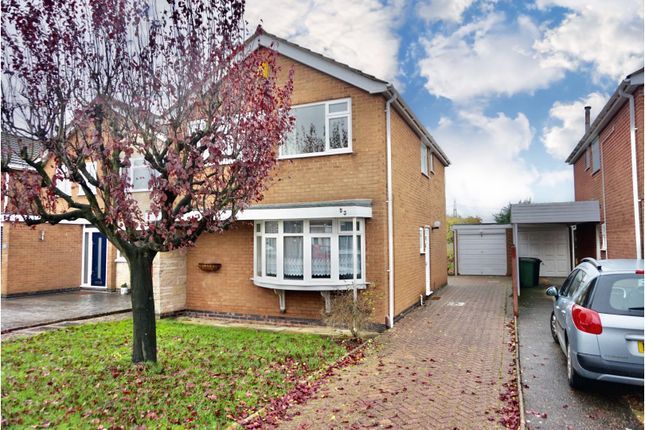 The Property of Chetwynd Drive, Nuneaton CV11
