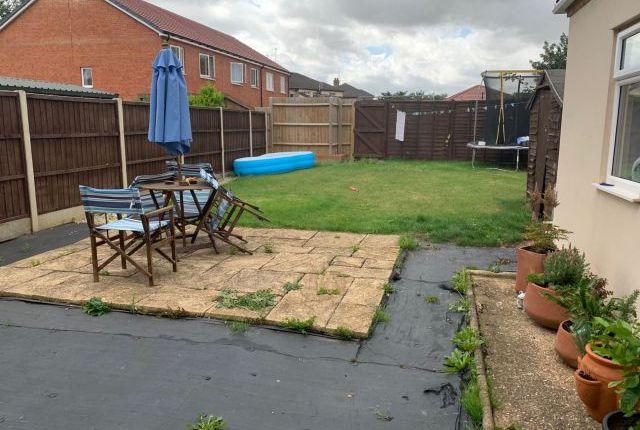 Rear Garden of Witham Way, Kings Heath, Northampton NN5
