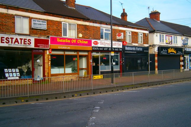 Restaurant/cafe for sale in Holbrook Lane, Holbrook Coventry