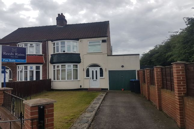 Thumbnail Semi-detached house for sale in Saltwells Crescent, Middlesbrough