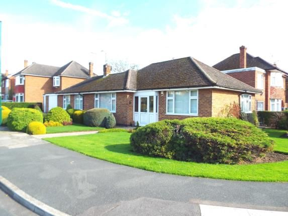 Thumbnail Bungalow for sale in Grangewood Road, Nottingham, Nottinghamshire