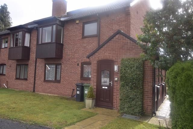 Thumbnail Flat to rent in Hillary Drive, Hereford