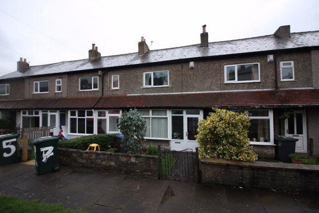 Thumbnail Terraced house for sale in Hazelhurst Terrace, Bradford