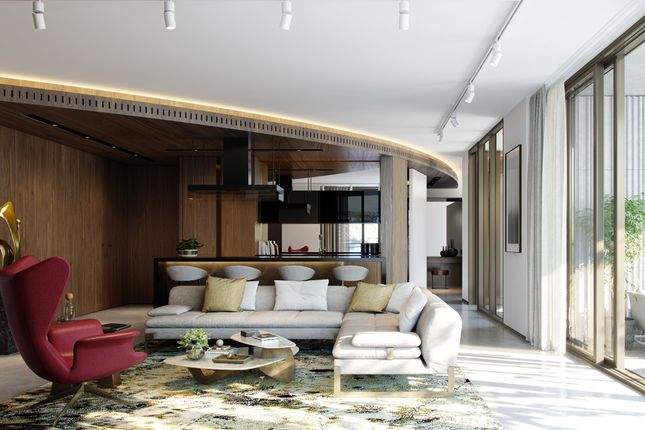 Flat for sale in One Park Drive, Canary Wharf, London