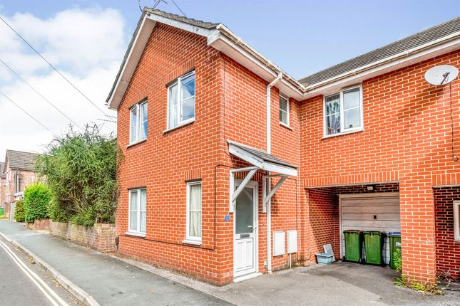 Thumbnail Semi-detached house for sale in Mordaunt Road, Inner Avenue, Southampton
