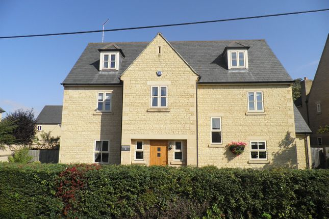 Thumbnail Detached house for sale in Herons Wood Close, Oundle, Peterborough