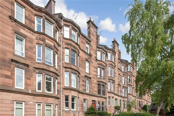 Thumbnail Flat for sale in 0/2 41 Apsley Street, Partick, Glasgow