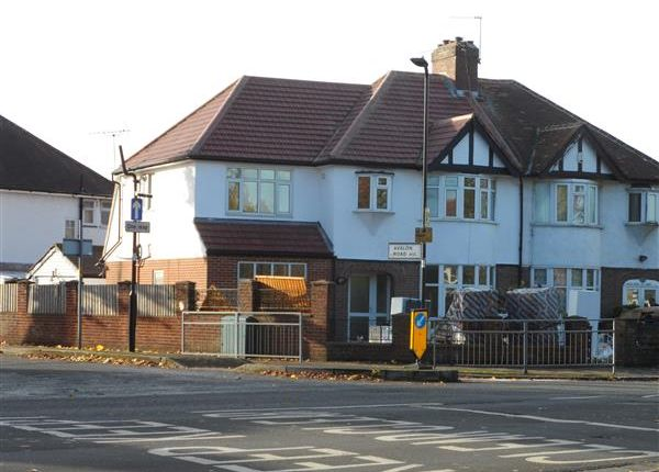Thumbnail Semi-detached house for sale in Ruislip Road East, London