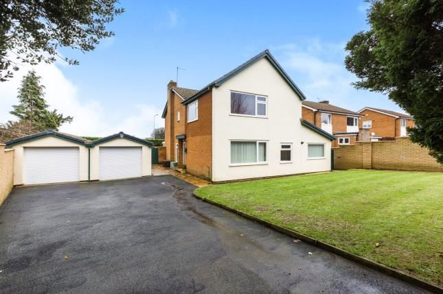 Thumbnail Detached house for sale in Wentworth Place, Broughton, Preston, Lancashire