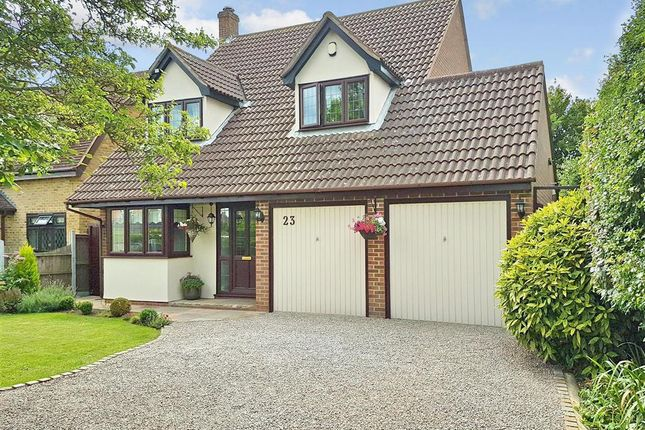 Thumbnail Detached house for sale in Central Avenue, Billericay, Essex