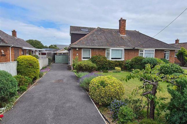 2 bed semi-detached bungalow to rent in Margaret Crescent, Burnham-On-Sea, Somerset TA8
