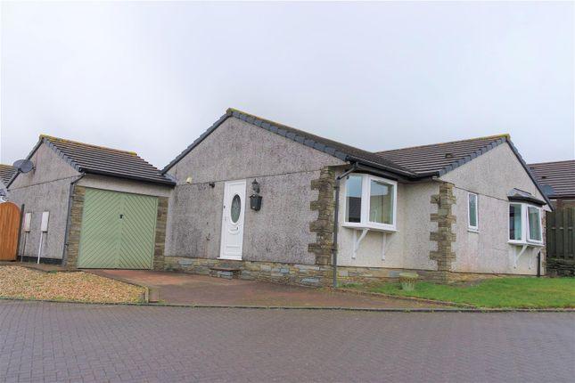 Thumbnail Detached bungalow for sale in Trelawny Road, Menheniot, Liskeard