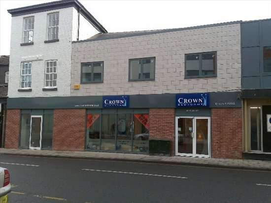 Serviced office to let in Sunderland Street, Macclesfield