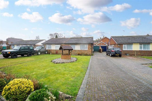 2 bed semi-detached bungalow for sale in Greenacres, Westfield, East Sussex TN35