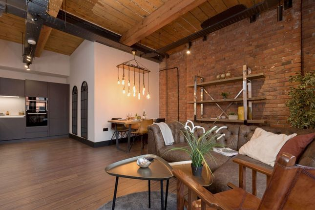 Thumbnail Flat to rent in Portland Street, Manchester