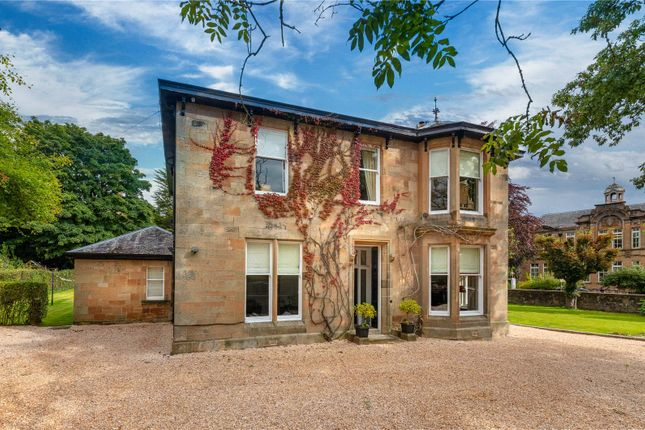 Detached house for sale in Edgemont, 2A Collylinn Road, Bearsden, Glasgow