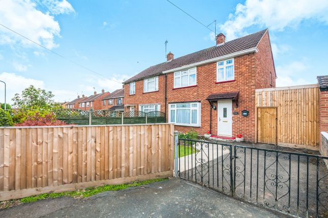Thumbnail Semi-detached house for sale in Greenway, Burnham, Slough