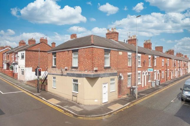 Thumbnail Flat for sale in Wistaston Road, Crewe, Cheshire