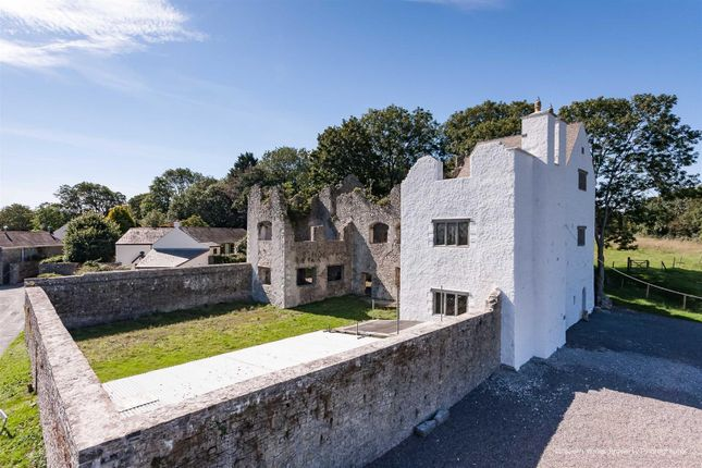 Thumbnail Country house for sale in The Old Castle, West Street, Llantwit Major