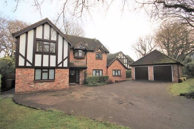 Thumbnail Detached house for sale in Baymans Wood, Shenfield, Brentwood