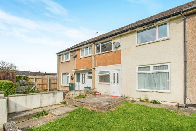 Thumbnail Terraced house for sale in Darent Walk, Bettws, Newport