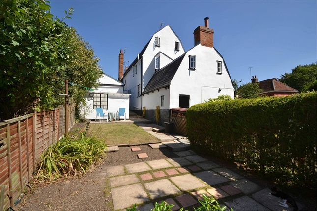 Thumbnail Terraced house for sale in Sebbys Gardens, Owls Hill, Terling, Essex