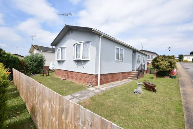Thumbnail Bungalow for sale in Central Avenue, Althorne, Chelmsford