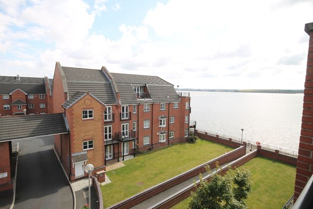 Thumbnail Flat to rent in Armstrong Quay, Liverpool