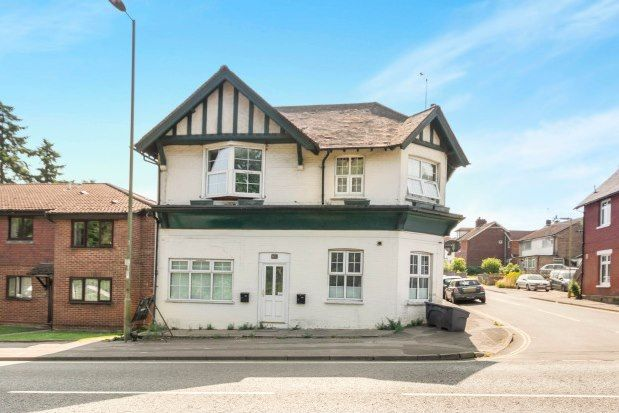 Thumbnail Flat to rent in Petersfield Road, Bordon