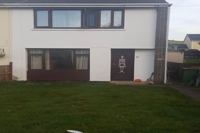 Thumbnail Semi-detached house to rent in Maesyderi, Talybont