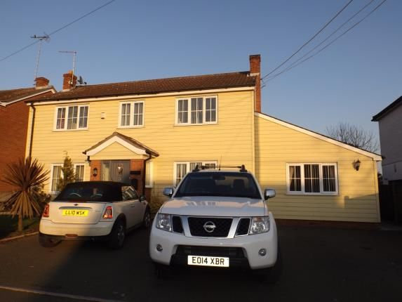 Thumbnail Detached house for sale in West Mersea, Colchester, Essex