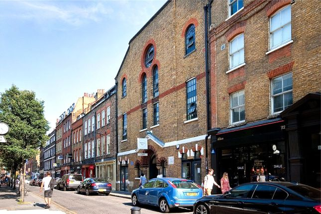 1 bed flat to rent in Hanbury Street, London E1