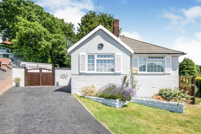 Thumbnail Bungalow for sale in Rodney Close, Poole