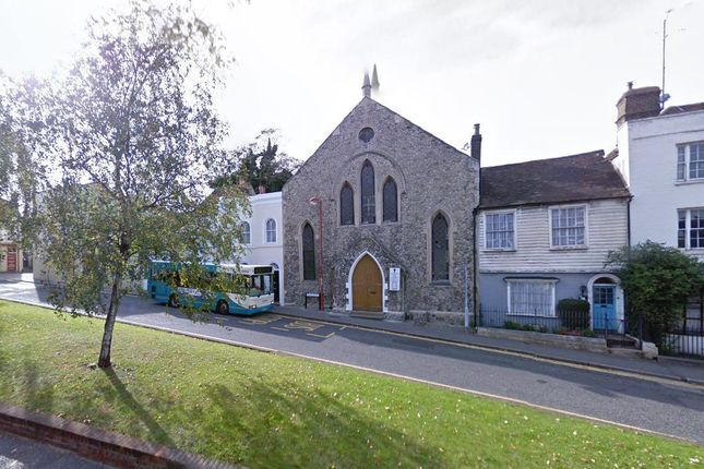 Thumbnail Leisure/hospitality for sale in Elim Church, Star Hill, Rochester
