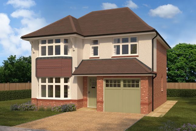 Thumbnail Detached house for sale in The Brambles, Ongar Road, Dunmow, Essex