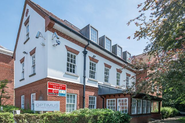 Thumbnail Office to let in De Montfort House, High Street, Coleshill
